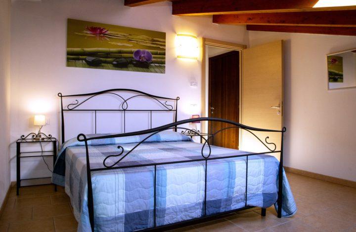 Three-room attic apartments