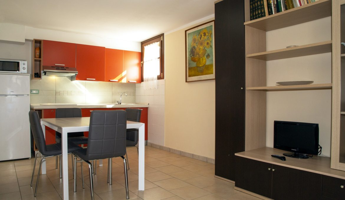 Taverna two-room apartments