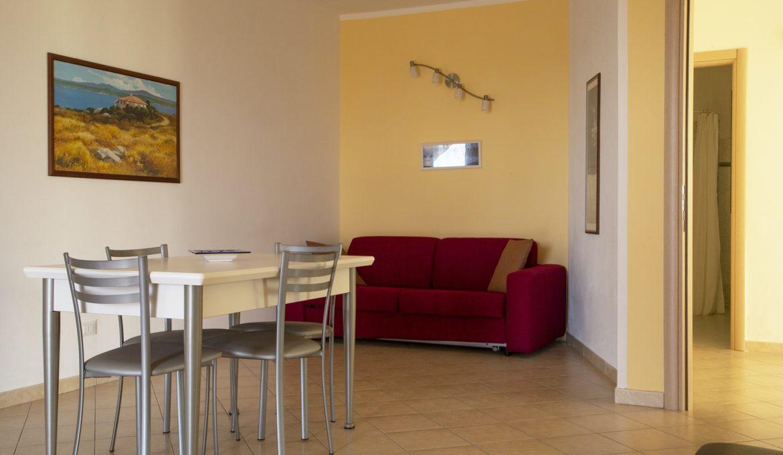 Three-room apartment